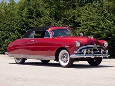 1951 Hudson Pacemaker Custom Convertible Brougham