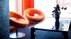 #chairs i #Trondheim - Comfort Hotel Park   Nordic Choice