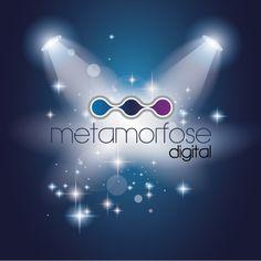 Logomarca para postagem de apresentação no facebook.  www.facebook.com/metamorfosedigital