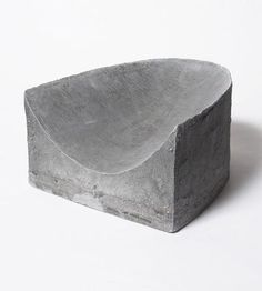 + #concrete, needs the addition of some soft & cozy fabric