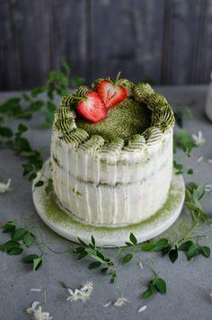 Mais um aniversário na família e este foi o bolinho que fiz para celebrar. Com o calor que tem feito aqui no Sul, pensei num bolo de a...