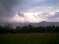Buck Bald Mountain, Cherokee National Forest, Coker Creek, TN