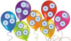 Balloons Tambola – An innovative version of bingo, a different tambola where tambola ticket has 7 color balloons.