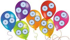 Balloons Tambola – An innovative version of bingo, a different tambola where tambola ticket has 7 color balloons.
