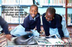 Girls + Education = Infinite possibilities!