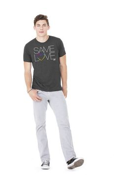 "Unisex 100% Cotton ""Same Love"" Tee"