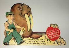 Vintage Valentine Cards, Baseball Cards