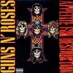 Guns N' Roses - Appetite For Destruction (Vinyl Reissue) ...