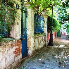 Cité de l'Ermitage, Paris 20ème