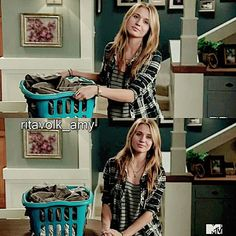 "#FakingIt 2x1 ""The Morning After"" - Amy"