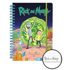 Rick And Morty Notebook Official Merchandise Rick and Morty https://www.amazon.co.uk/dp/B075JLS3F7/ref=cm_sw_r_pi_awdb_x_HS5-zbAX3NEZV