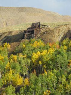 Cripple Creek, Colorado  I trekked all through those old mines Granny would have had my hide. Ha Ha