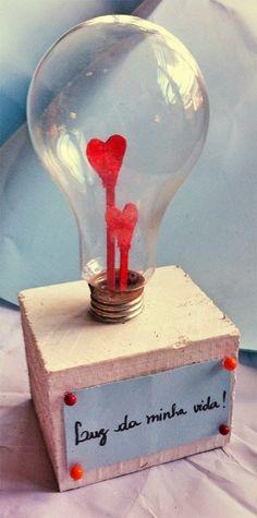 DIY Enfeite Dia dos Namorados
