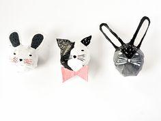 DIY Paper Mache Animals