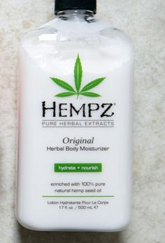 hempz lotion - been using this for yearssss | howsweeteats.com