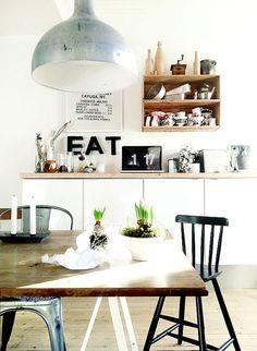 Fonctionnalité et déco // Des idées pour un rangement stylé et astucieux dans la cuisine – DecouvrirDesign