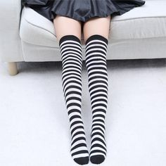 New Fashion Women's Socks Sexy Warm Thigh High Over The Knee Socks Long Stockings For Girls Ladies Women 2016 Wholesale