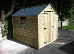 Garden Shed 8ft x 6ft - *FREE SHIPPING  Huge range available other than the shed advertised!  All ...