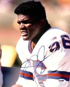 This is a 8x10 Photo that has been hand signed by Lawrence Taylor. It has been certified authentic by PSA/DNA and comes with their sticker and matching certificate.