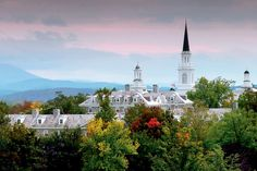 Middlebury College, home of the Middlebury Language Schools in Vermont