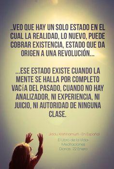 Revolución espiritual...
