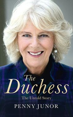 Adapted from The Duchess: The Untold Story by Penny Junor, published by William Collins...