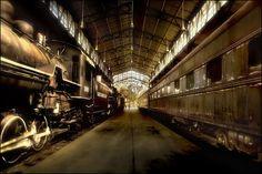 griffith park trains