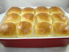 """World's Best Dinner Rolls"" from Our Best Bites.  Decadent for every day, but maybe for the holidays?"