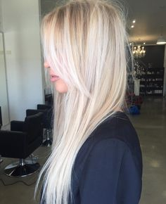 The 74 Hottest Blonde Hair Looks to Copy This Summer Blonde Hair Looks, Brown Blonde Hair, Butter Blonde Hair, Ice Blonde, Hair Day, New Hair, Pinterest Hair, Girl Haircuts, Gorgeous Hair