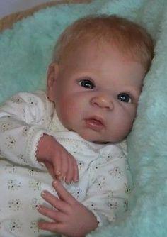 Reborn Baby Carmen by Adrie Stoete Mix Match Collection Layaway . Reborn Doll Kits, Reborn Toddler Dolls, Newborn Baby Dolls, Reborn Babies, Real Baby Dolls, Realistic Baby Dolls, Cute Baby Dolls, Cute Babies, Baby Doll Nursery