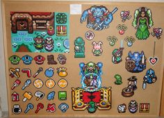 Legend of Zelda Board 1 by ~FlaminYawn on deviantART