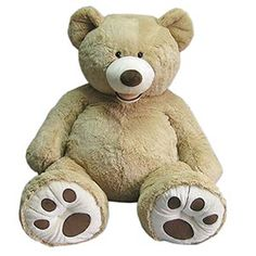 I need some oversized stuffed animals like this one from Costco! Watch out Costco ... when you restock - I'm all over it.