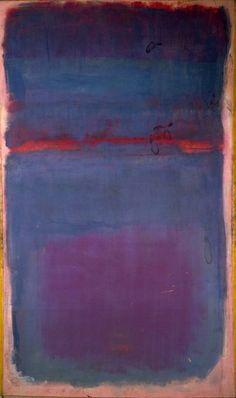 escuyer:  Mark Rothko, 1949