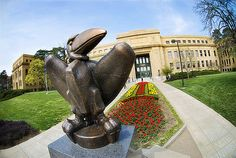 University of Kansas. Lawrence, Kansas.  Rock Chalk.