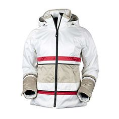 Camille Womens Insulated Ski Jacket ebf8decbf