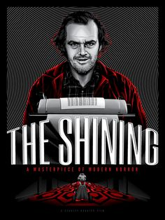 Kubrick Trilogy: The Shining on Behance