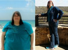 Clara's 243-Pound Weight Loss: 'Never Put Off Until Tomorrow What You Can Do Today'  -  huge weight loss story of a middle aged woman.  over 200 pounds lost using tops, alternative to weight watchers.  good story and motivation, and tips.   lj