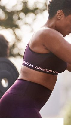 Under Armour | No-Slip Waistband Best Workout Routine, Workout For Beginners, Physical Fitness, Workout Wear, Stay Fit, Fun Workouts, Positive Quotes, Under Armour, Casual Outfits