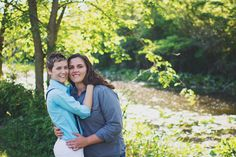 Mary+Des' Southern Michigan Engagement