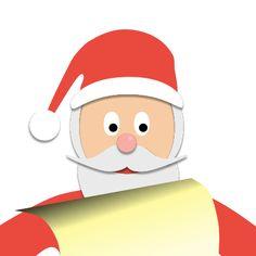 Weihnachtsmann mit Wunschzettel mit Moho 12 gezeichnet (früher Anime Studio). Anleitung zum nachzeichnen im Blog-Post! Mario, Poster, Studio, Blog, Anime, Fictional Characters, Santa Clause, Studios, Blogging