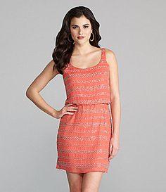 Gianni Bini Cameron Beaded Dress | Dillards.com