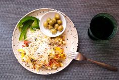 My Plate, Eggs, Plates, Breakfast, Ethnic Recipes, Food, Licence Plates, Morning Coffee, Dishes