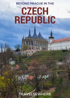 Exploring other destinations in the Czech Republic like Cesky Krumlov, Pilsen and Brno, beyond the capital of Prague via @travelsewhere