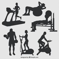 Fitness Training Cartoons Puplnw Clipart Fitness Training Foto von Uta15 |  Fans teilen Deutschland Bilder