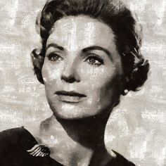 Dorothy McGuire, Vintage Actress by Mary Bassett