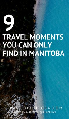 9 travel moments you can only find in Manitoba Canada Tourism, Northern Lights Tours, Dream Dates, Canada Destinations, Canadian Travel, Visit Canada, Explore Travel, Good Dates, Summer Bucket
