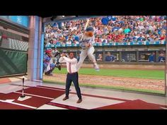 Less movement with your hands. More focus on rhythm and timing. Mark DeRosa breaks down what he's seen in Matt Kemp and more of today's biggest sluggers. Baseball Hitting Drills, Soccer Drills, Matt Kemp, Baseball Videos, Trending Topics, Basketball Court, Hands, Softball Stuff, Youtube