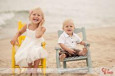 family beach photos | Family Beach Photos - Color Splash Design Studio