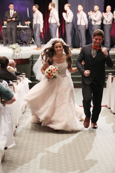 Get a special glimpse inside Jessa Duggar and Ben Seewald\'s big day.