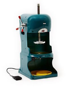 commercial shaved ice machine ice shaversnow cone maker light fluffy ice - Commercial Snow Cone Machine